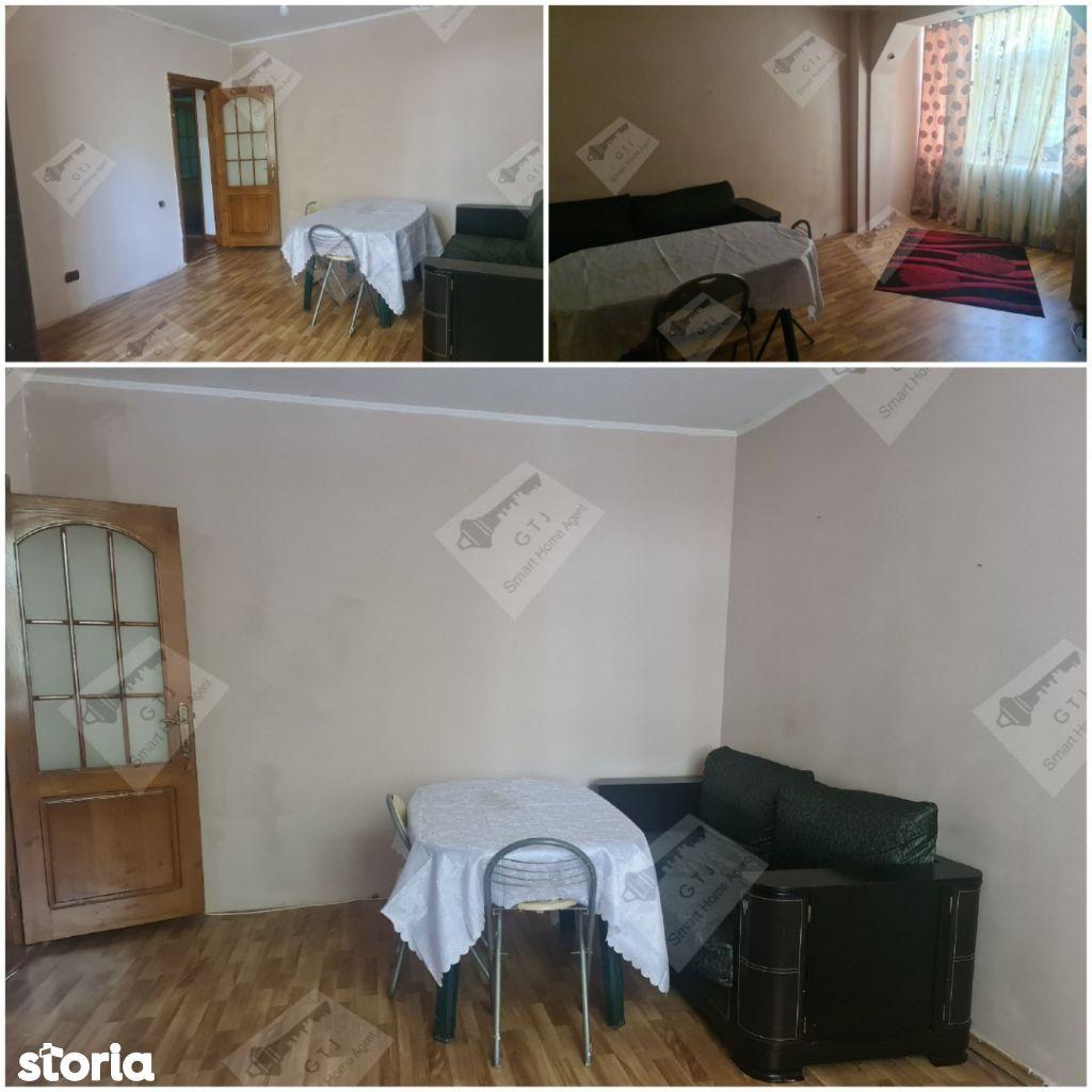 Chirie Apartament 3 Camere Et1 -Sud Al.Echitatii-200 Euro/Luna