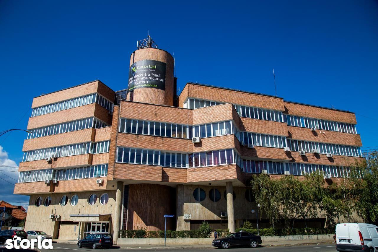 birou birouri 10 mp - 100 mp Drobeta Turnu Severin utilitati incluse