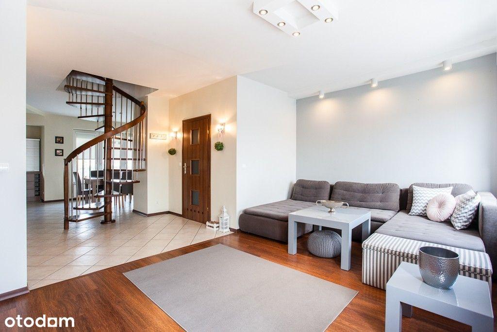 Ponad 100 M mieszkanie, 2 tarasy, garaż
