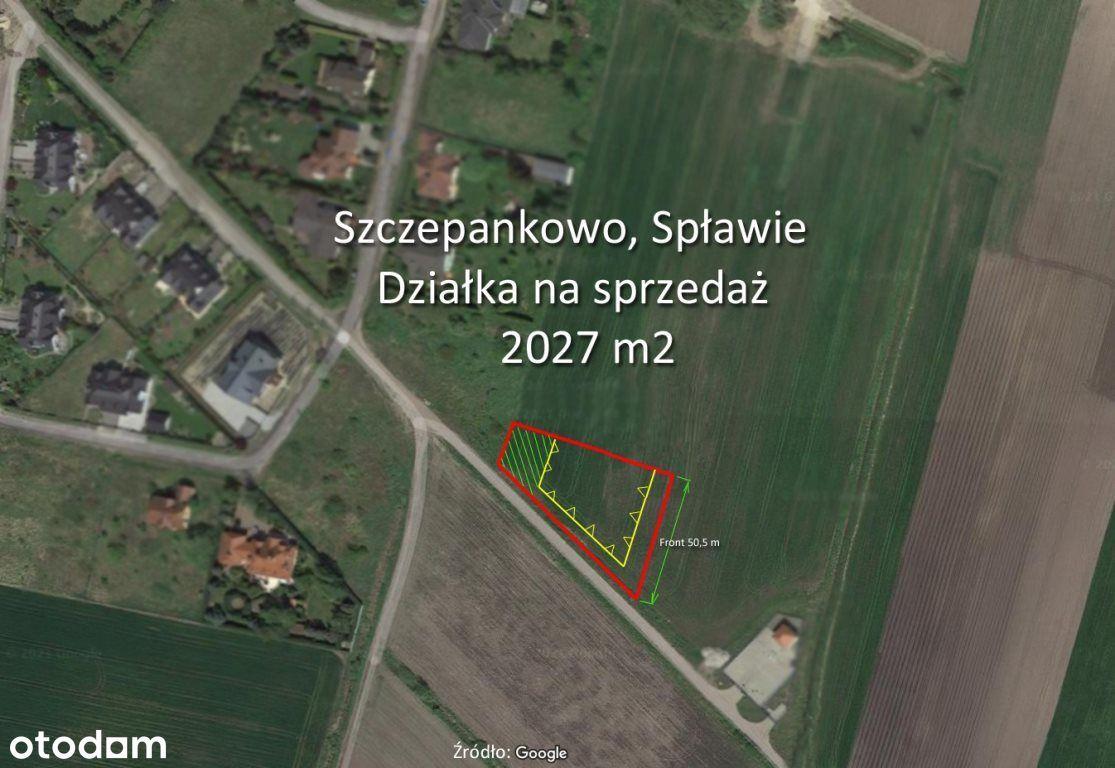 Nieruchomość gruntowa w Szczepankowie (2 działki)