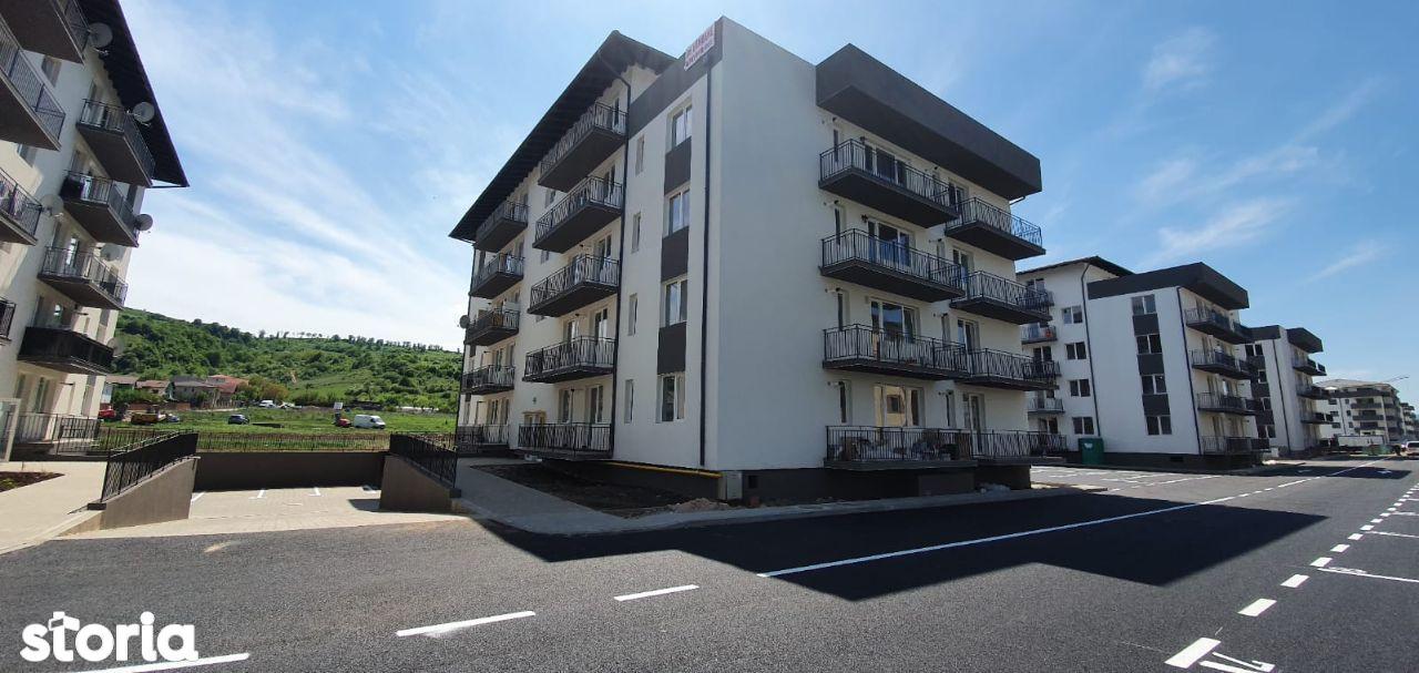 Apartament 2 camere 50.86 mp utili +1 terasa de 8.20 mp ,Floresti