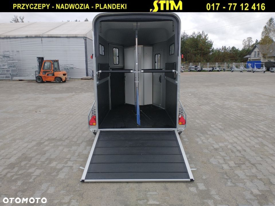 Debon VDK20 - Cheval Liberte Gold Touring Country  DEBON, Touring Country, przyczepa dwukonna, o DMC 2000kg, - 11