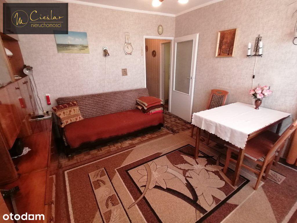 Przestronne mieszkanie 2-pokojowe Bartodzieje