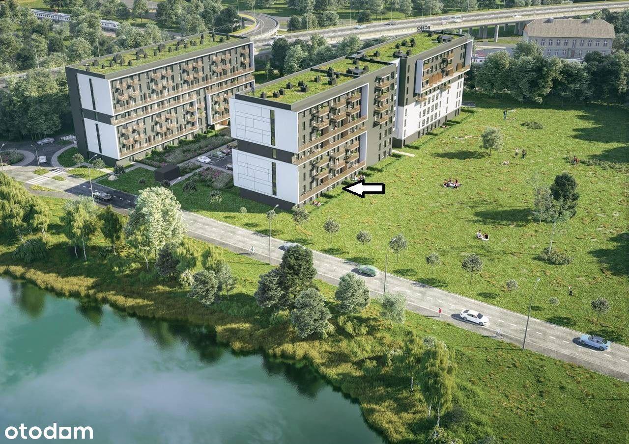 Mieszkanie 44m2 z ogródkiem 30m2/ Bonarka