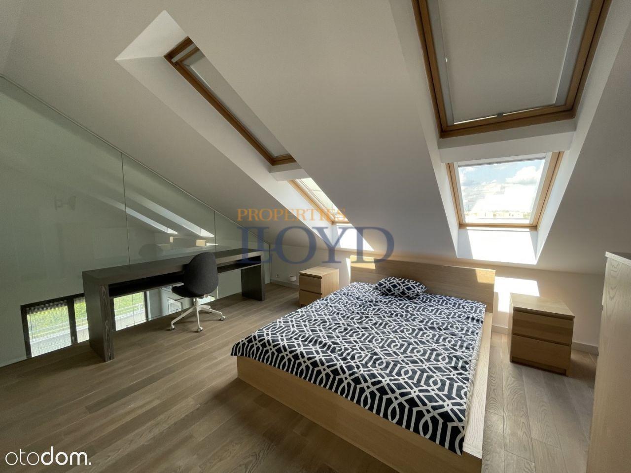 2 poziomowe mieszkanie z kameralnym tarasem 30 m2