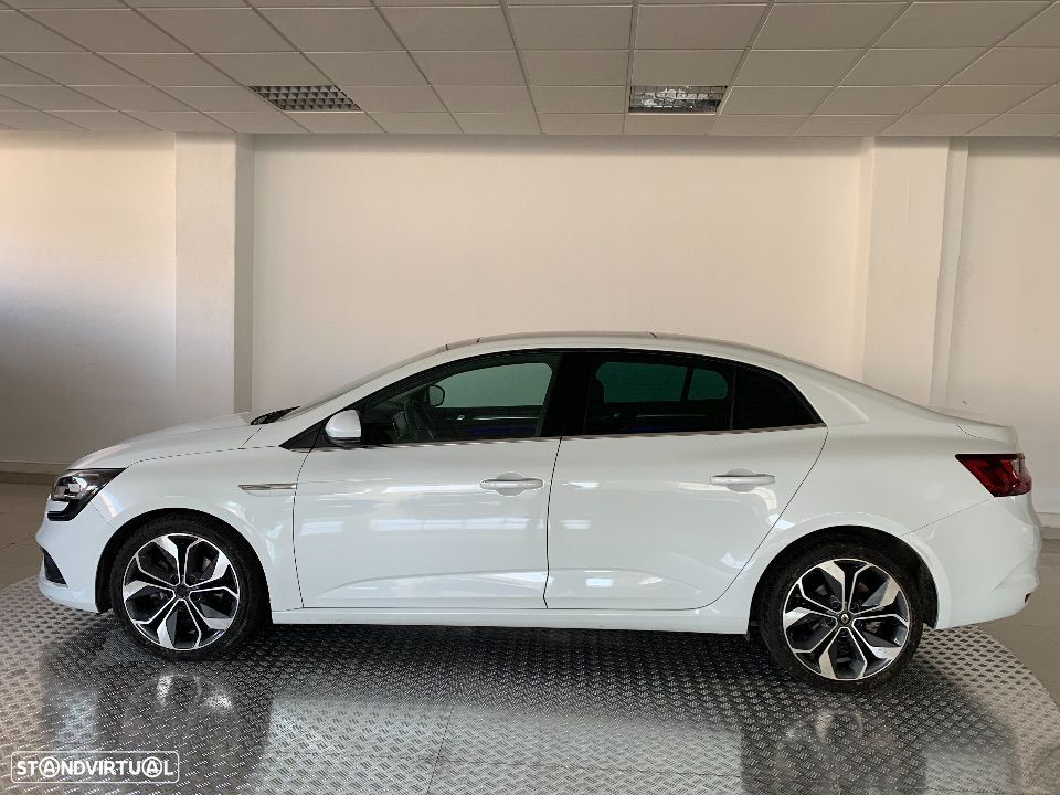 Renault Mégane Grand Coupe 1.6 dCi Executive - 3