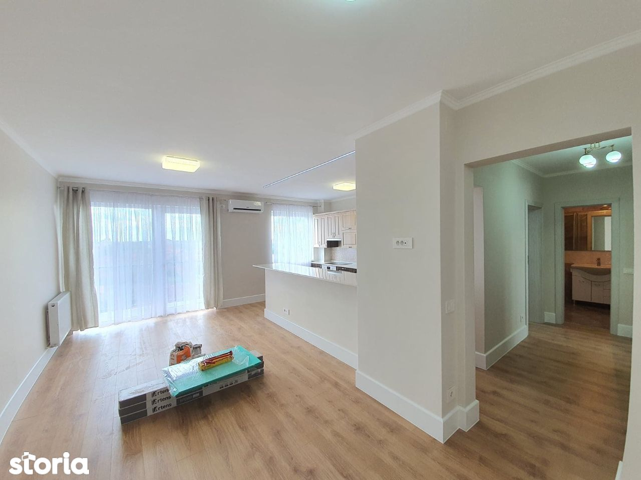 Apartament 2 cam./cu loc parcare de vanzare, Prima Premium Decebal