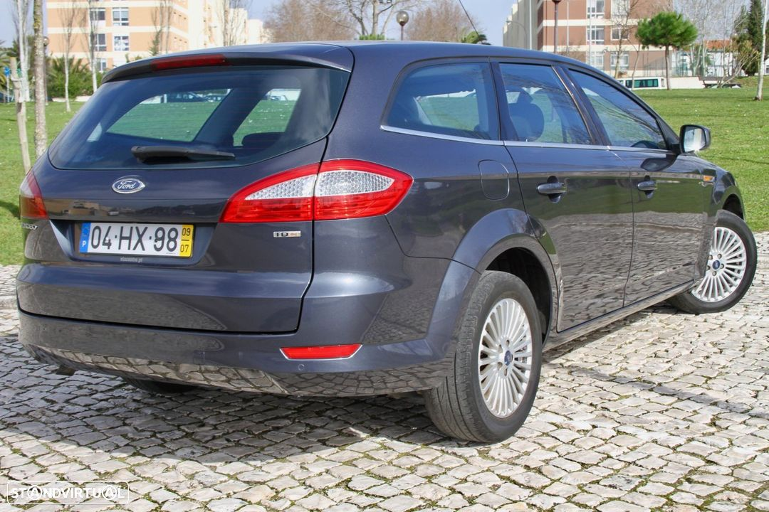 Ford Mondeo SW 1.8 TDCI ECONETIC - 27