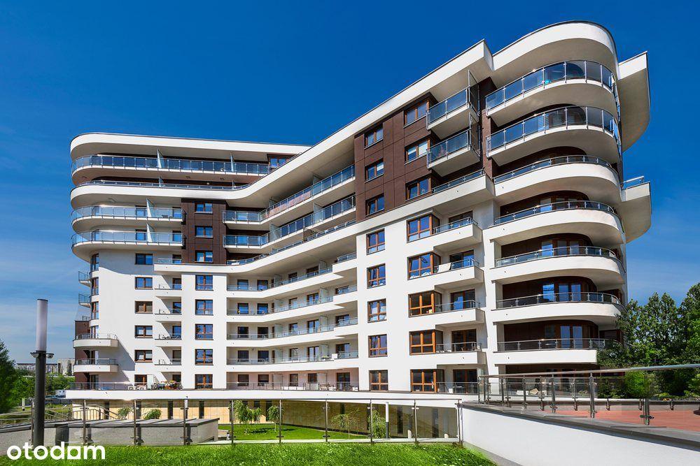 Apartament w inwestycji Grzegórzki Park A8/58