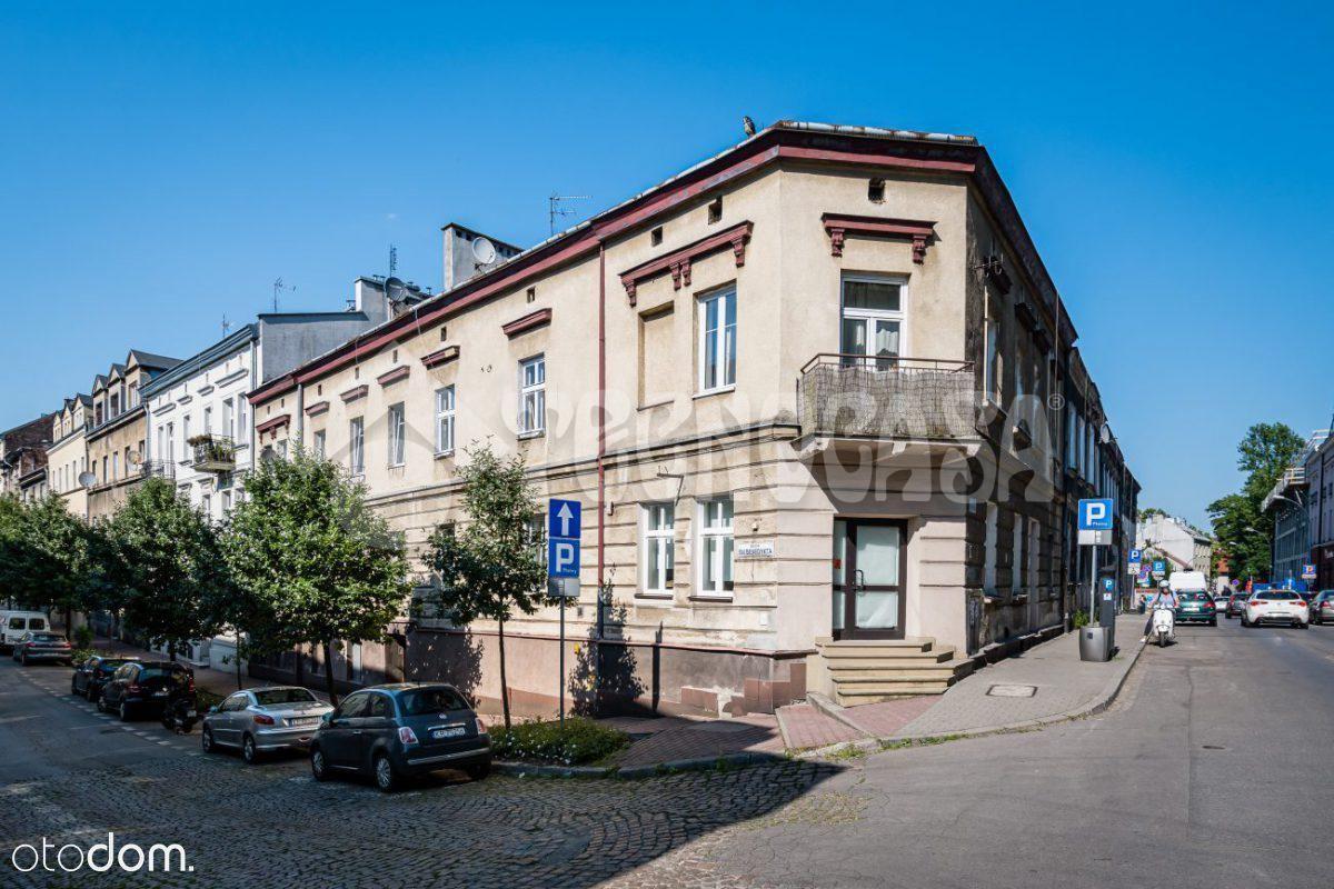 Kraków – Stare Podgórze – ul. św. Benedykta