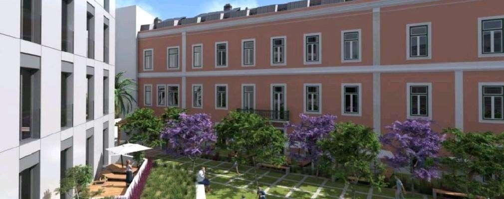 Prédio para comprar, Campolide, Lisboa - Foto 1