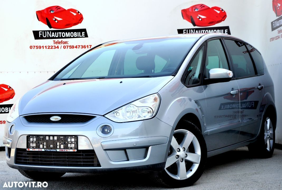 Ford S-Max 1.8 - 11