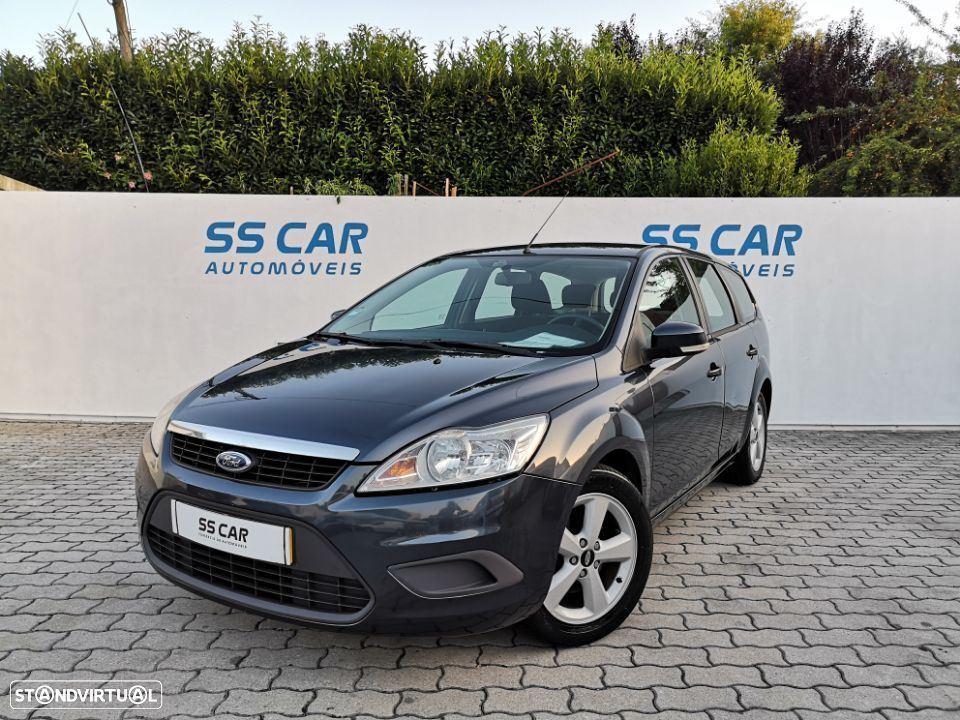 Ford Focus SW Station 1.6 TDCi ECOnetic - 1