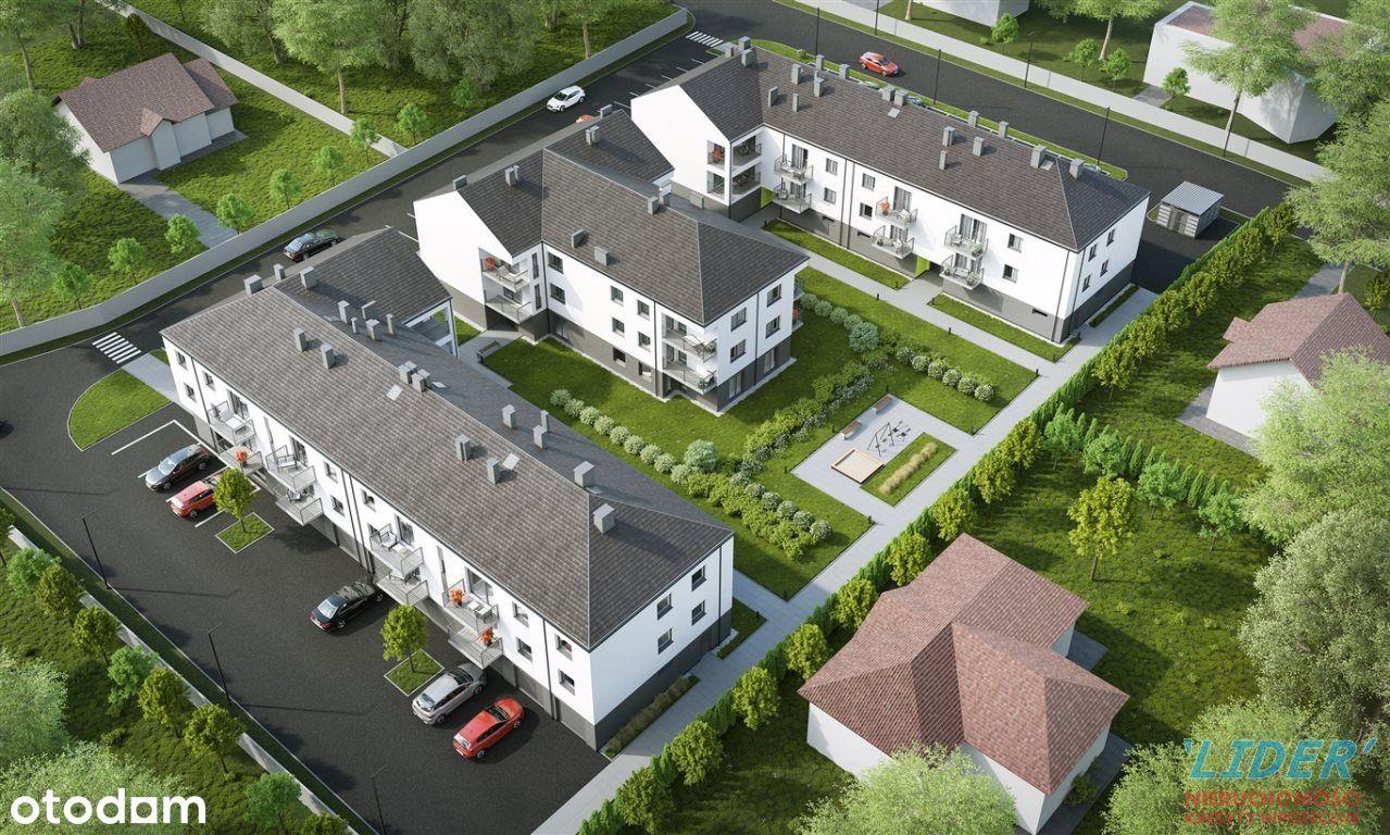 Mieszkanie, 61 m², Tychy