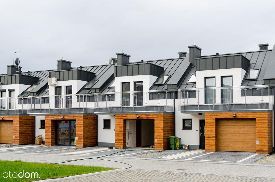 Mieszkanie z 80 metrowym tarasem na dachu