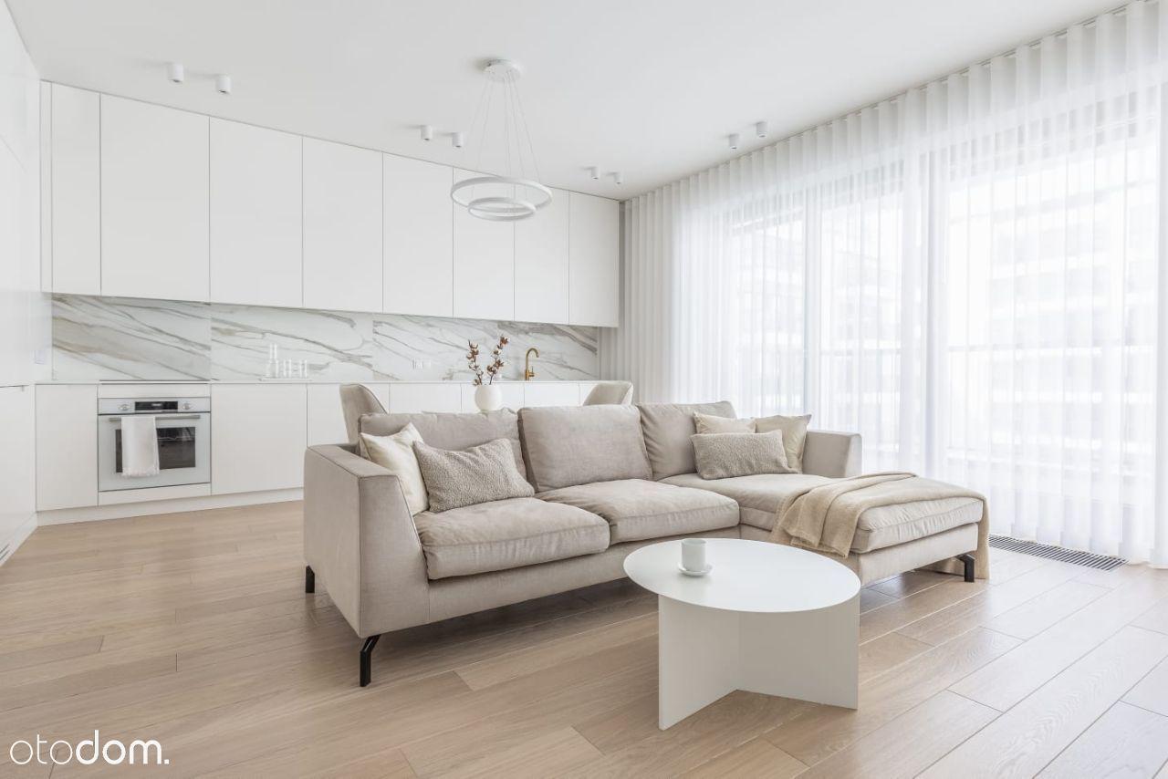 Eleganckie Mieszkanie Browary Warszawskie