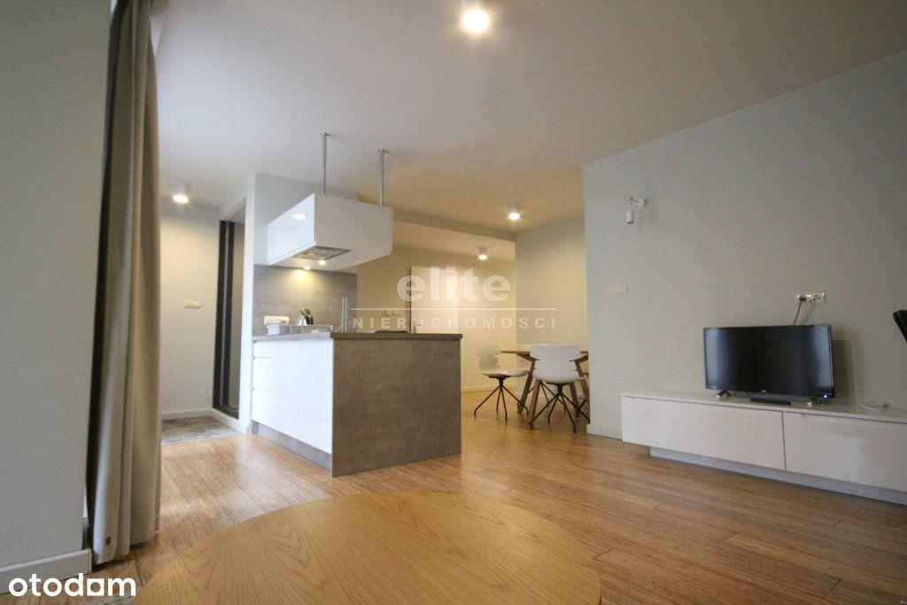 Apartament 55,23m2+10,48m taras basen zew. i wew.