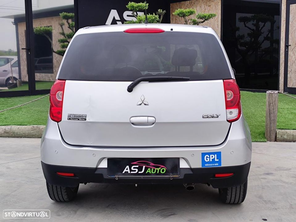 Mitsubishi Colt 1.3 Instyle ClearTec - 8