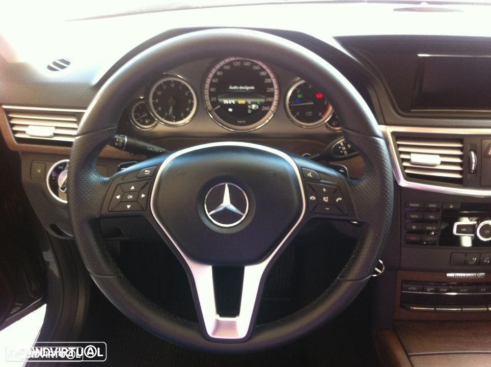 Mercedes-Benz E 250 CDi Avantgarde BE Auto. - 17