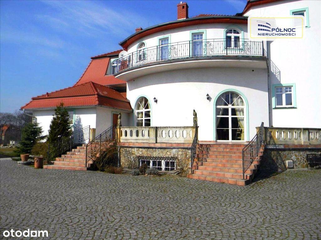 Hotel z restauracją w Bolesławcu