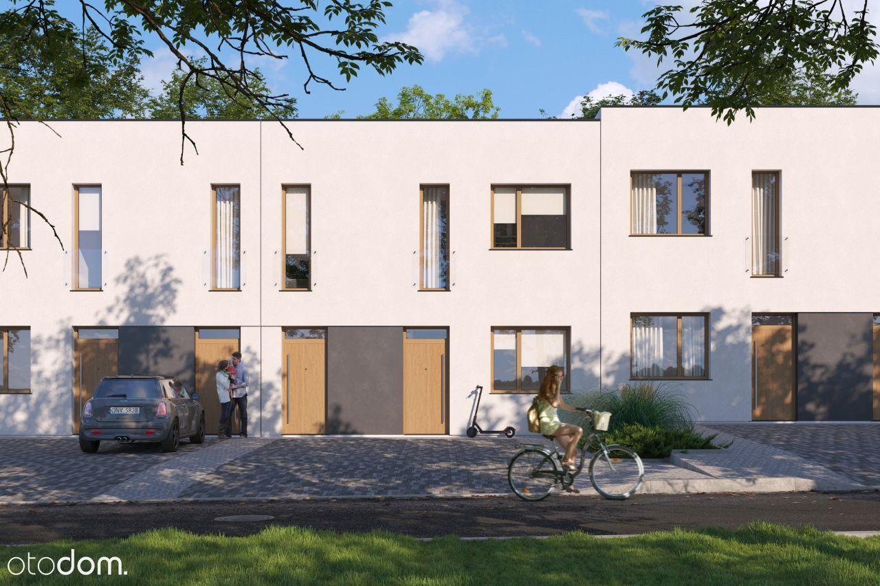 Apartament z ogrodem - Żwaków (nowa inwestycja)