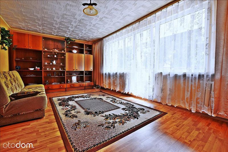 Przestronne 3 pokojowe mieszkanie z balkonem na 1p