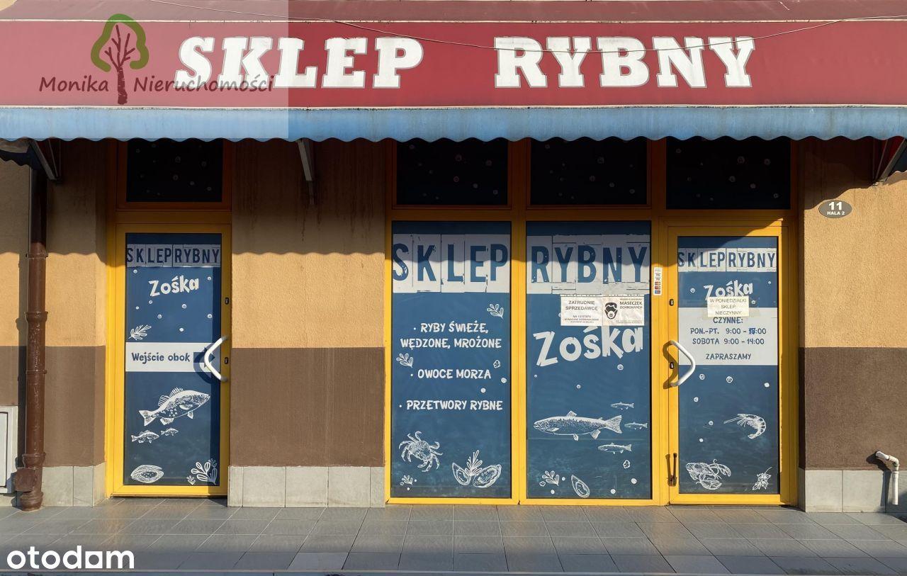 Dobrze prosperujący sklep z towarem, dobrą marką i