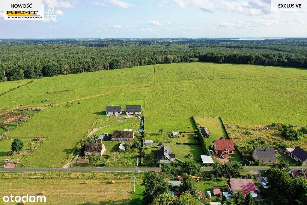 Ziemia rolna w Cisewie pod Szczecinem