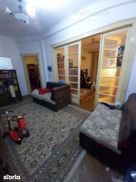 Vanzare apartament 3 camere in vila , zona Piata Romana - Dorobanti