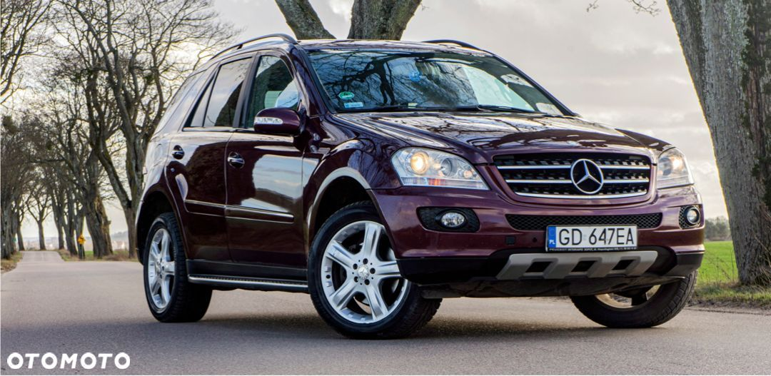 Mercedes-Benz ML Mercedes Benz ML 320 CDI W164 - 1