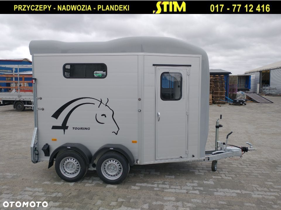Debon VDK20 - Cheval Liberte Gold Touring Country  DEBON, Touring Country, przyczepa dwukonna, o DMC 2000kg, - 5