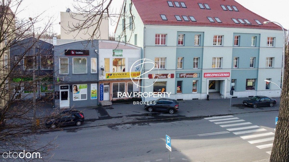 Budynek usługowo mieszkalny w centrum Oławy!