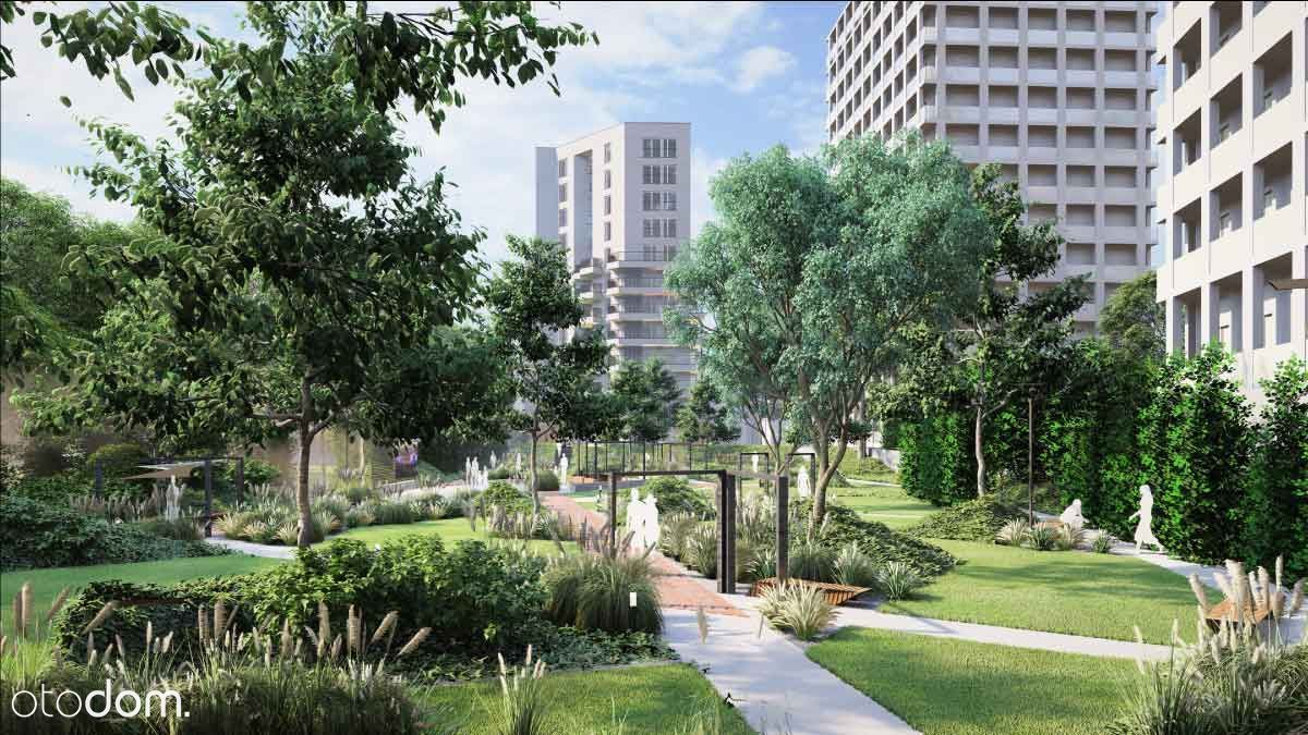Mieszkanie w Inwestycji North Park B102