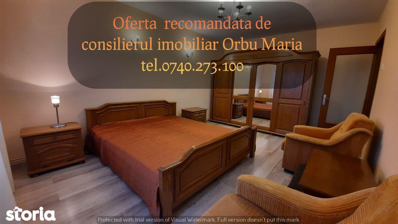 Apartament 3 camere decomandat de inchiriat zona central iasi 450 EUR