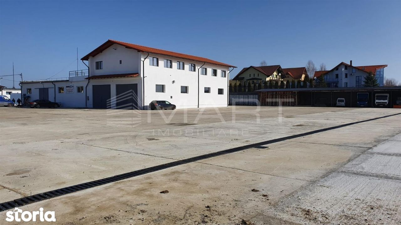 Complex Hale Industriale  Cisnadioara