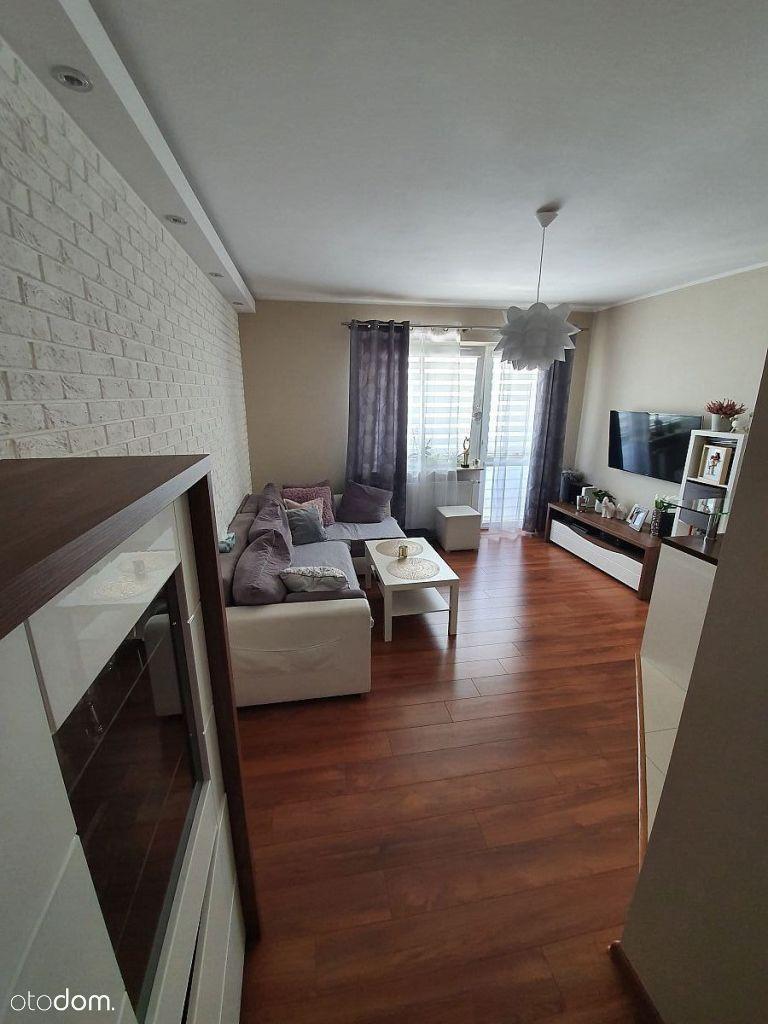 2 pokoje z balkonem + miejsce postojowe - Zdroje -