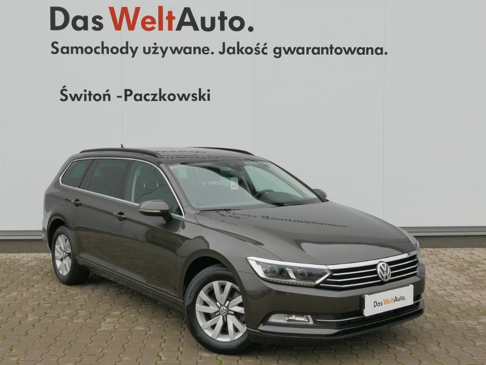 2.0 TDI 190KM Manual 6 G Comfortline Led Basic Gwarancja