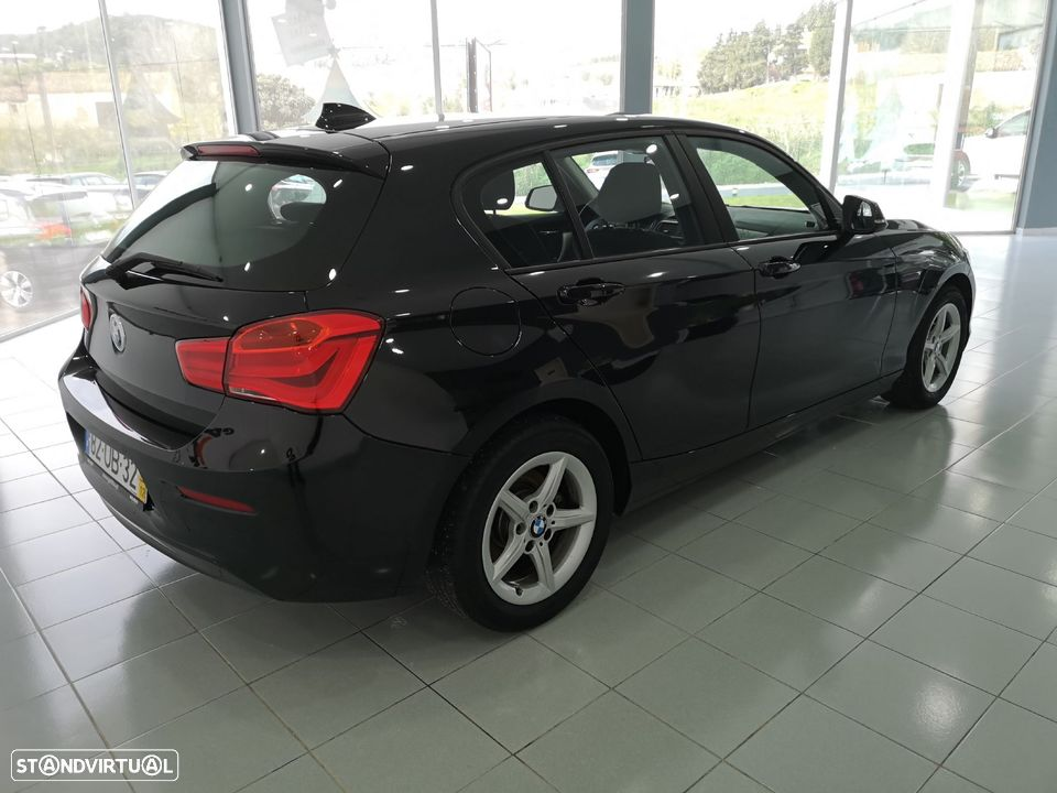 BMW 116 EfficientDynamics - 4
