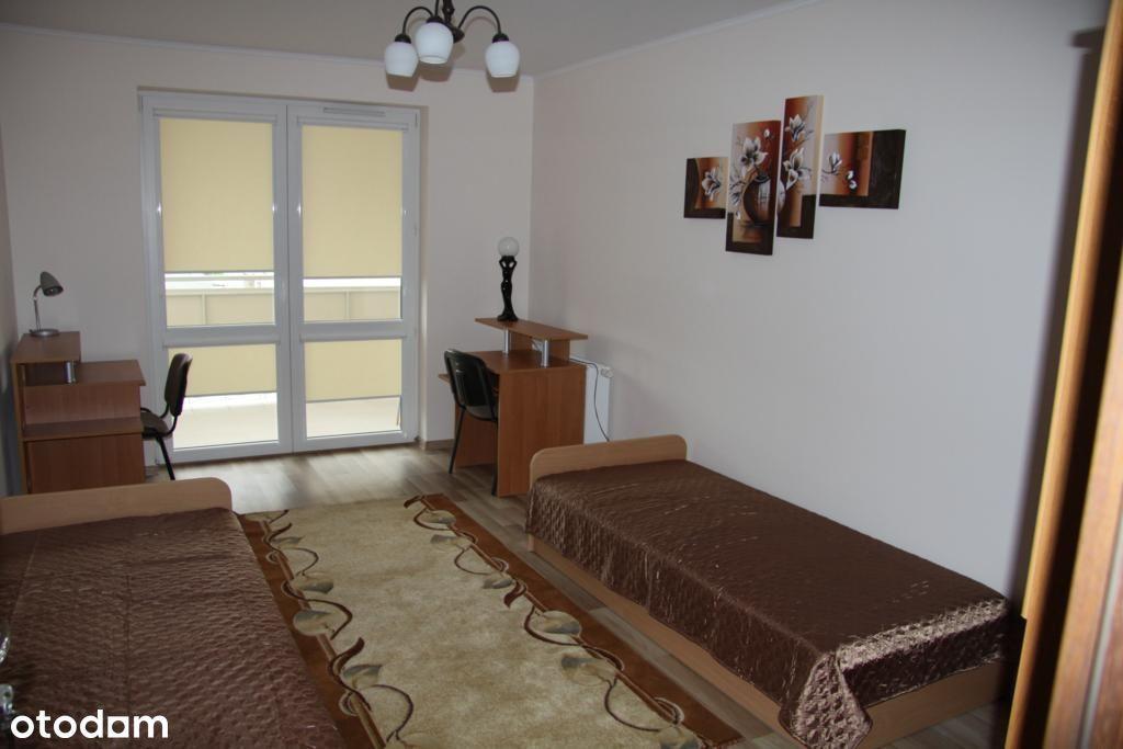 Pokój 2-osobowy z balkonem do wynajęcia ul.Krańcow