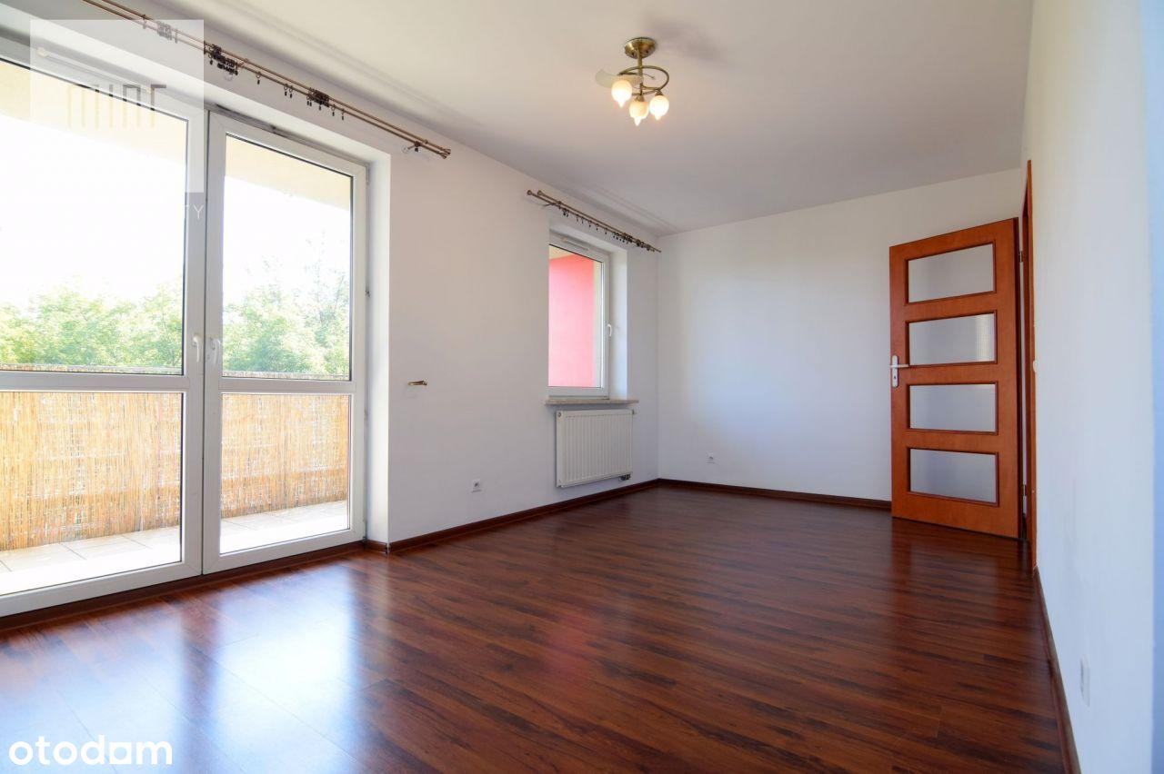 Dwa pokoje, na zamykanym osiedlu, Bonarka