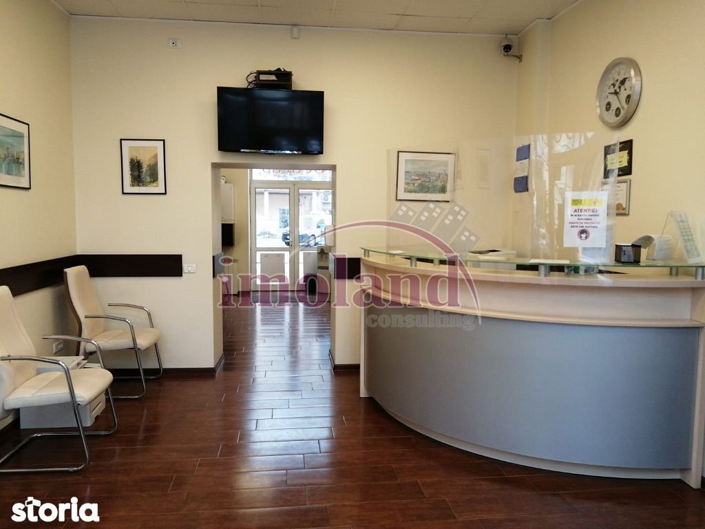 Chirie spatiu comercial/clinica - Floreasca