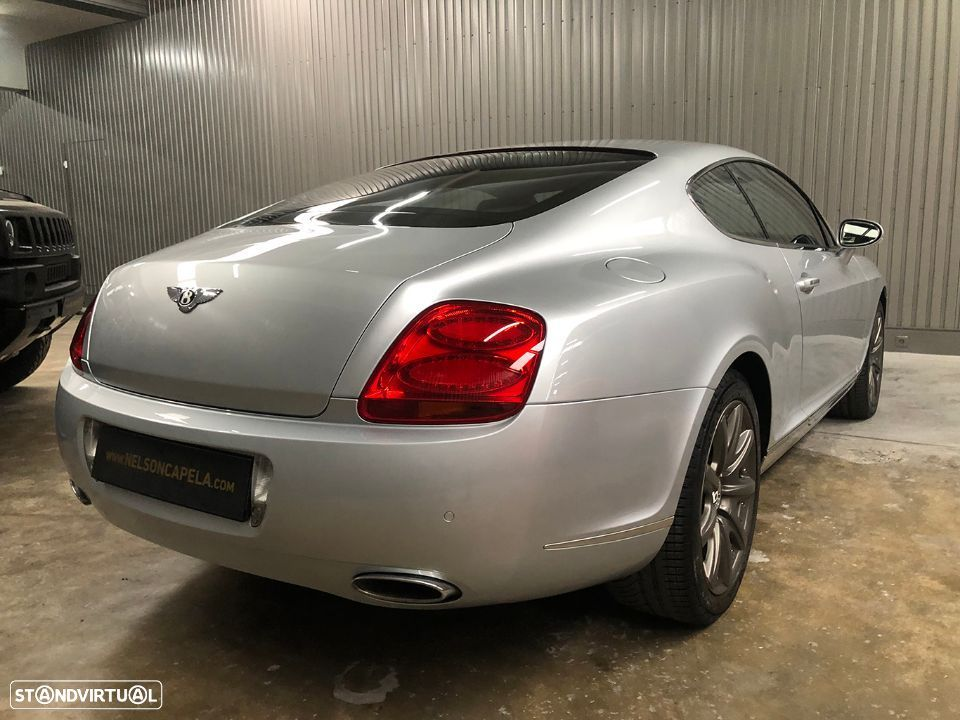 Bentley Continental GT 6.0L W12 - 6