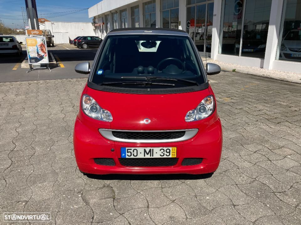 Smart ForTwo 1.0 mhd Passion 71 - 7