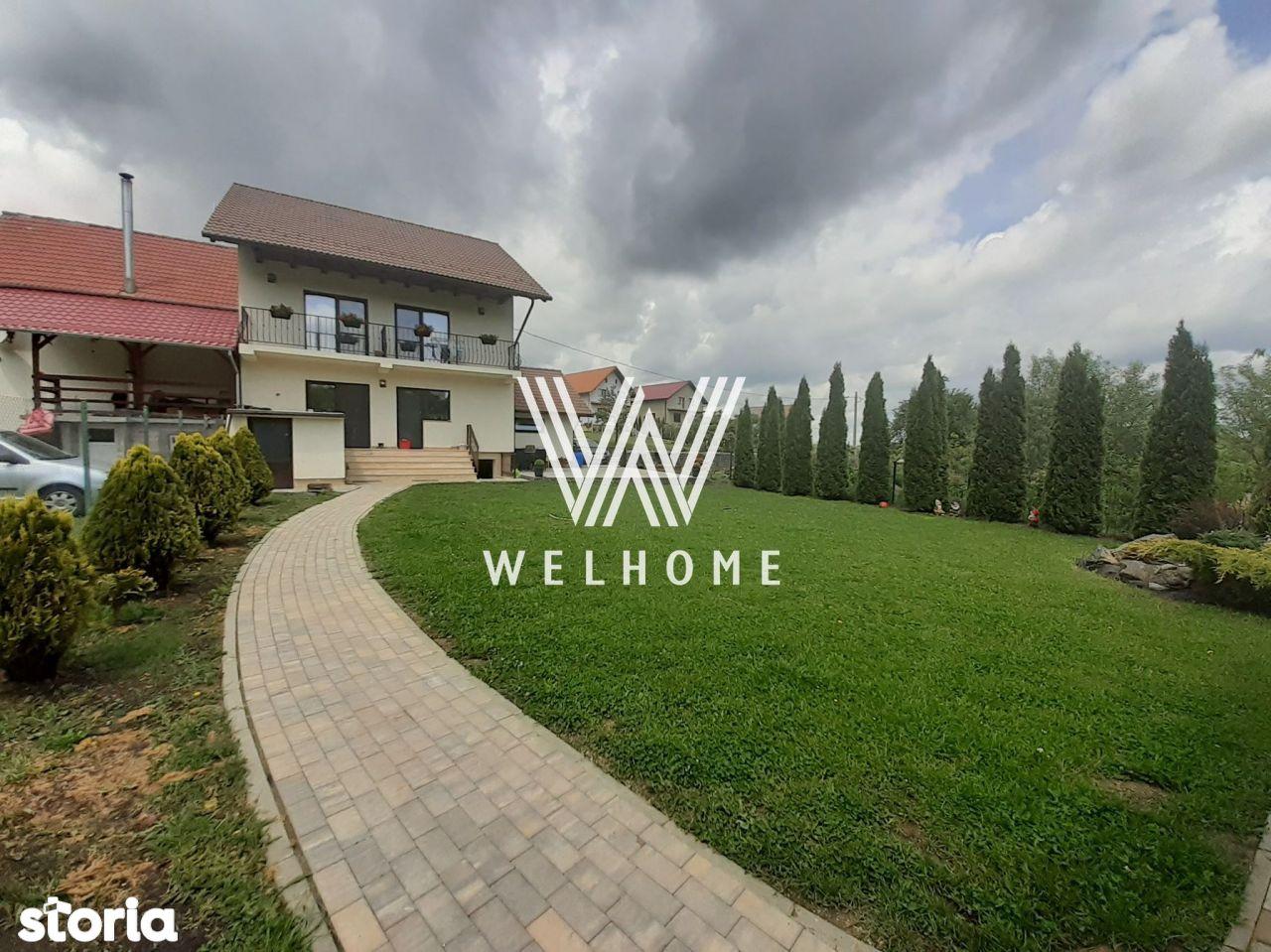 Casa tip Duplex la CHEIE, teren 408 mp, in Poplaca, 3 min de Sibiu
