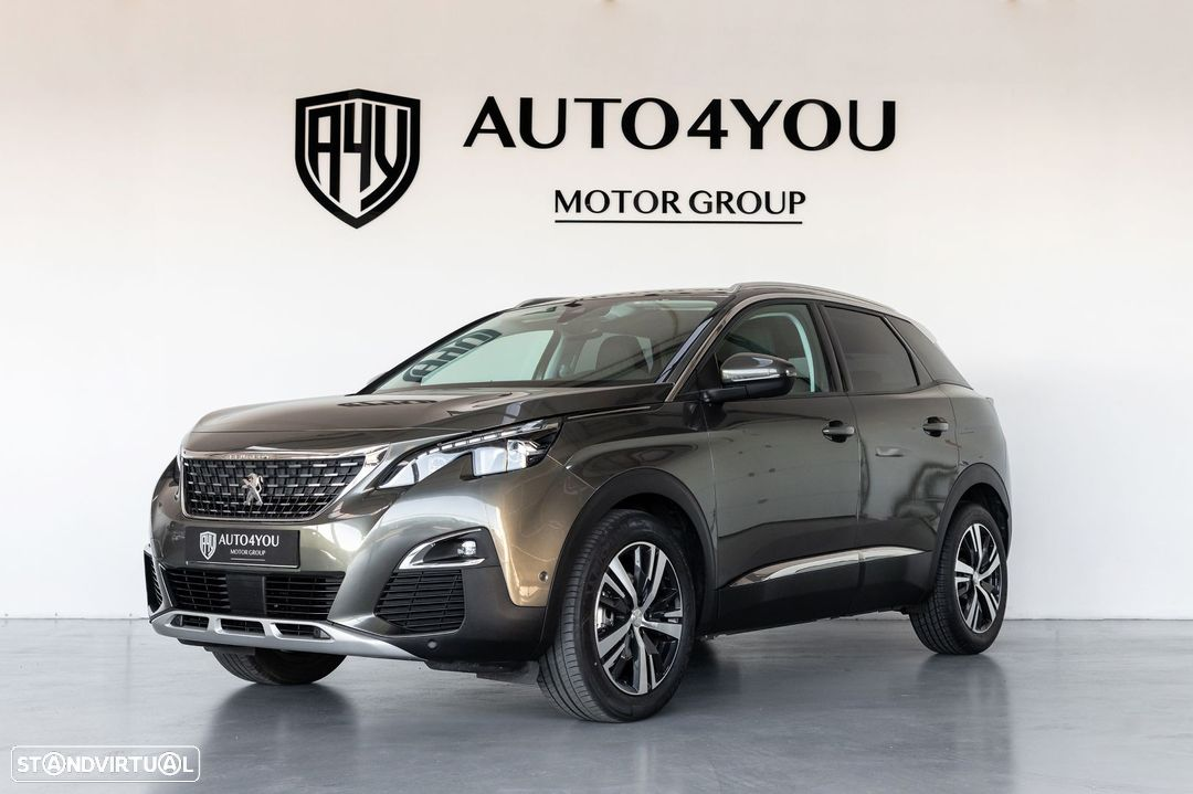 Peugeot 3008 1.6 BlueHDi Allure EAT6 - 1