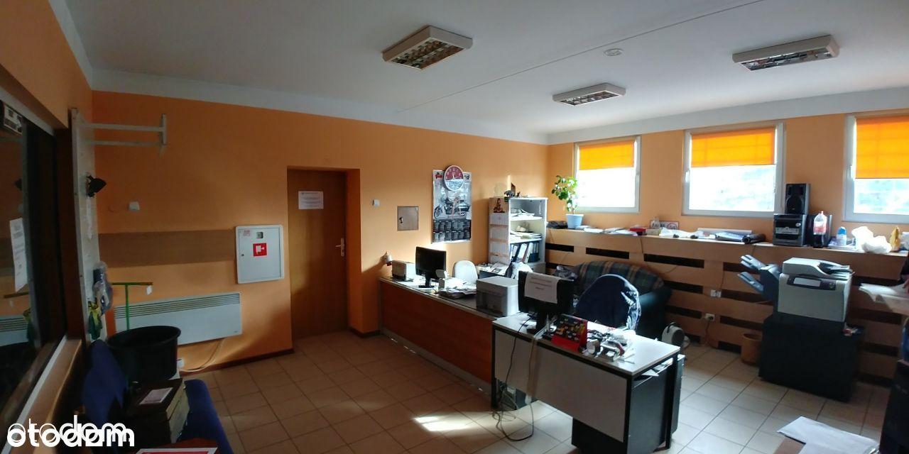 Magazyn 1500m2 z biurem, windą na ul. Krakowskiej