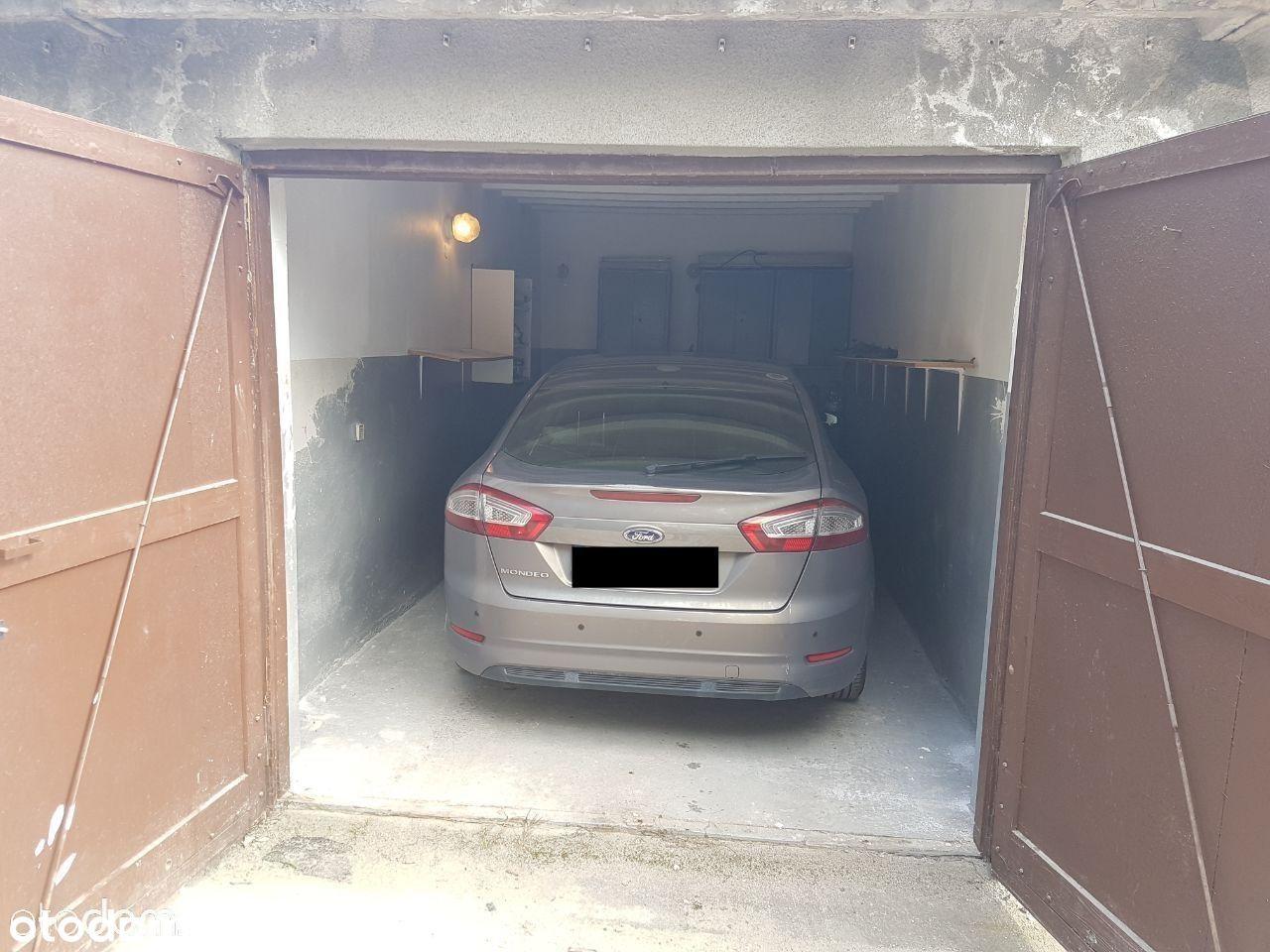 Sprzedam garaż murowany w Krakowie ul. Ostatnia
