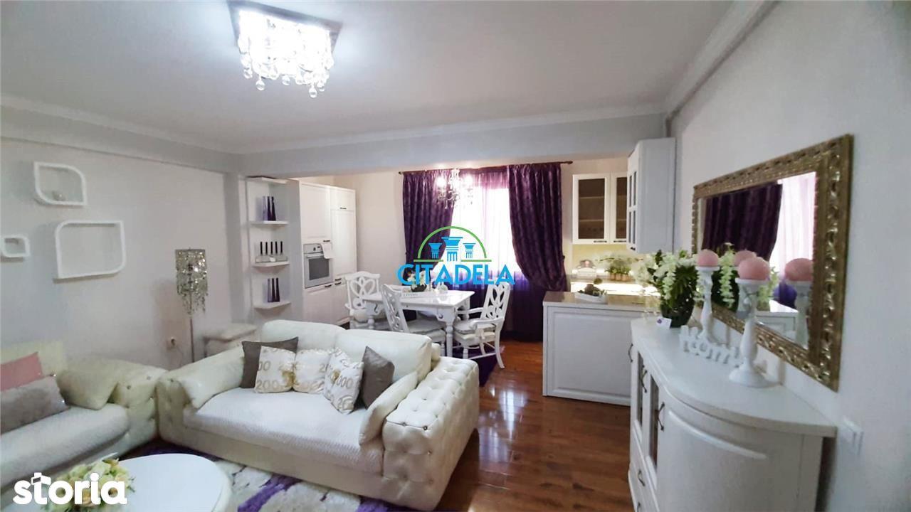 Apartament 3 camere ultrafinisat Alba Iulia