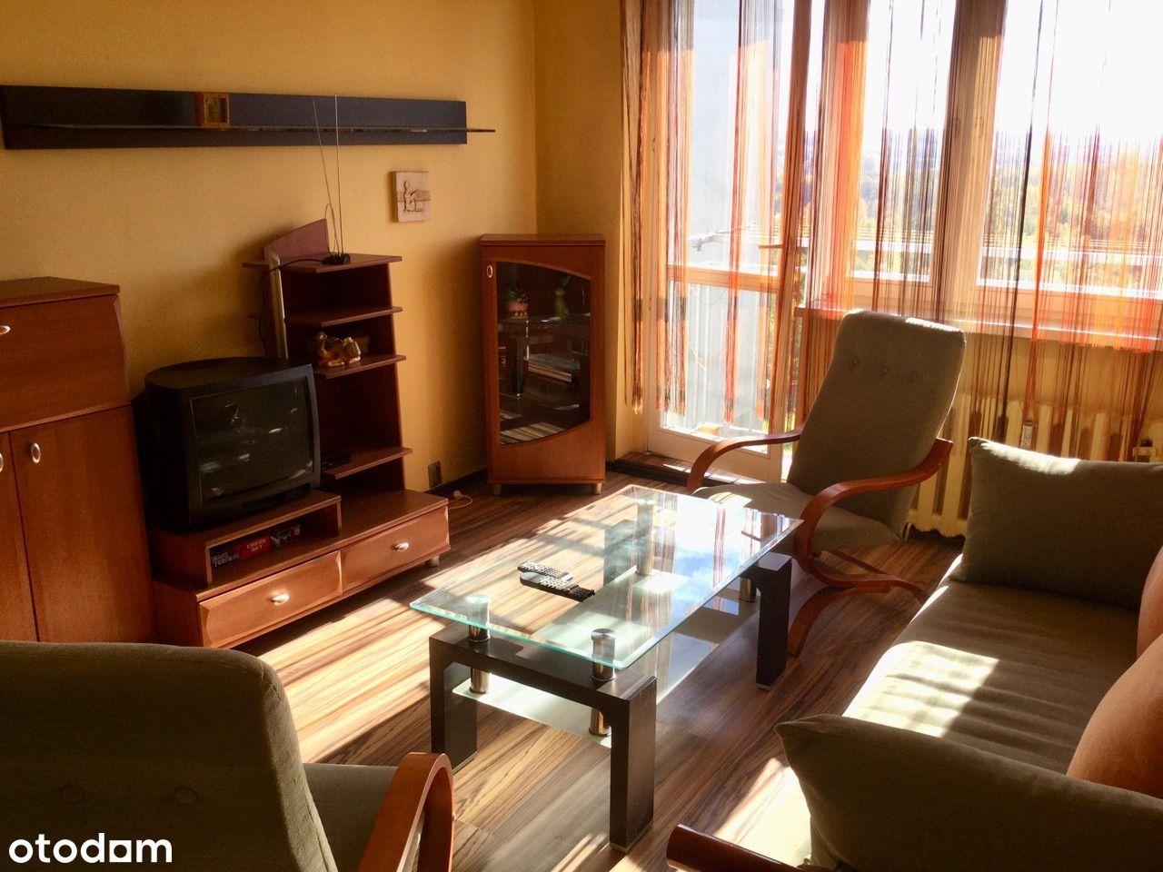 Przestronne 3 pokojowe mieszkanie WIREK
