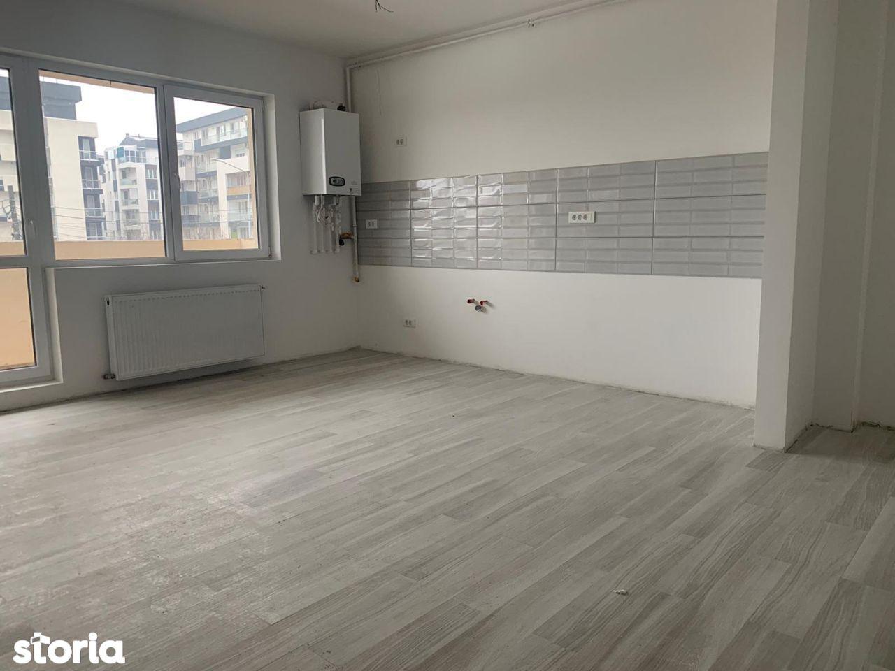 Apartament tip studio, spatios, imobil nou, Aparatorii Patriei metrou